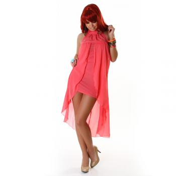 info for 4ebe9 4ccd4 sexy GoGo Kleid Minikleid Partykleid Abendkleid Cocktailkleid Apricot L 40  LiLi
