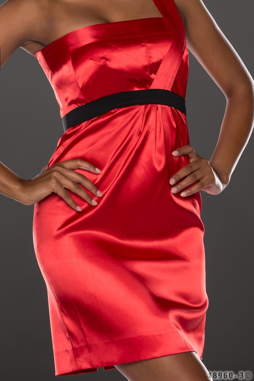 Vicy24.de - 36 38 S M festliches One-Shoulder Kleid ...