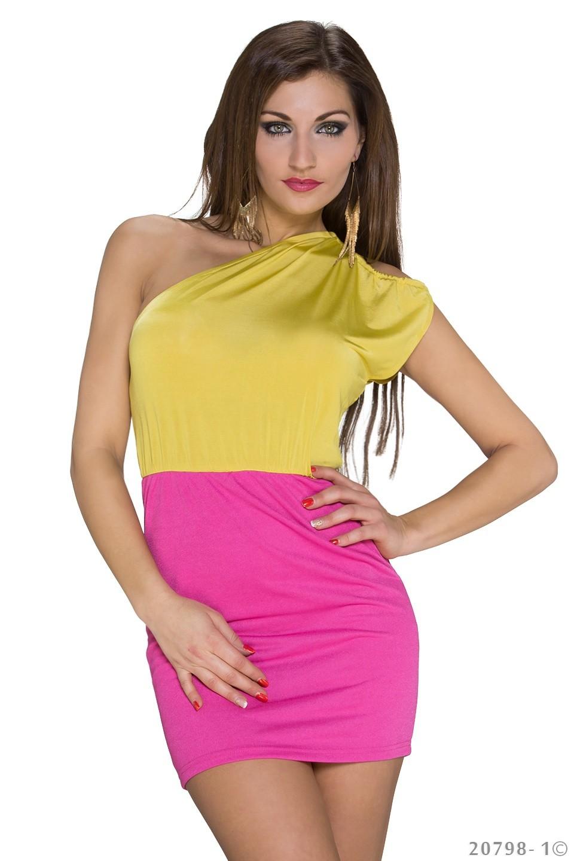Vicy24.de - 36 38 S sexy Kleid Minikleid Partykleid Abendkleid One ...