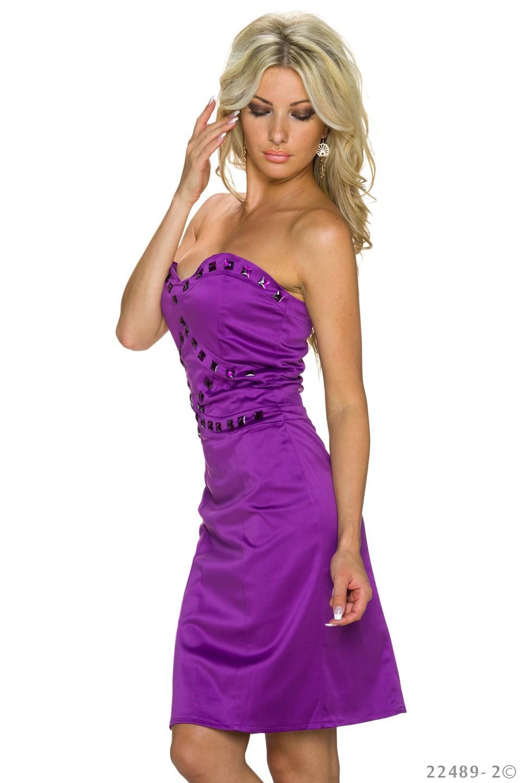 Vicy24.de - 36 38 S M festliches Knielanges Kleid ...