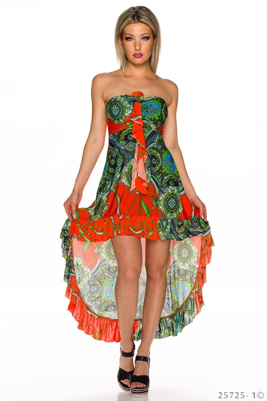 18 S sexy Kleid Minikleid Partykleid asymmetrisch Sommerkleid Strandkleid  18 S
