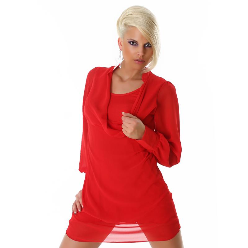Vicy24.de - 36 S sexy elegantes Kleid Sommerkleid ...