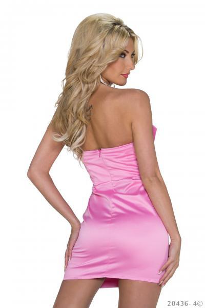 Vicy24.de - sexy Kleid Minikleid Abendkleid Partykleid mit ...