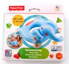 Fisher Price Happy People 16204 Schwimmring Elefant 50 cm